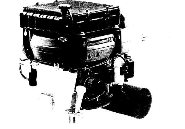 Kawasaki FD440V FD501V FD590V FD611V Gasoline Engine Service Repair Manual Download