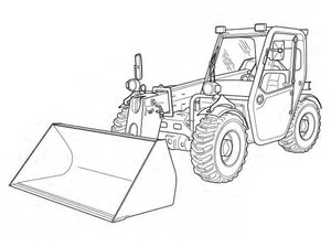 Bobcat T2556 T2566 Telescopic Handler Service Repair Manual Download(S/N A8FR11001 & Above ...)