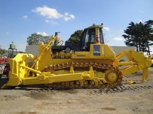 Komatsu D375A-3 Dozer Bulldozer Service Shop Manual Download