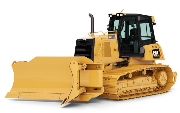 Caterpillar D6N XL Differential Steering Electrohydraulic Implement TRACK-TYPE Tractor Parts Manual