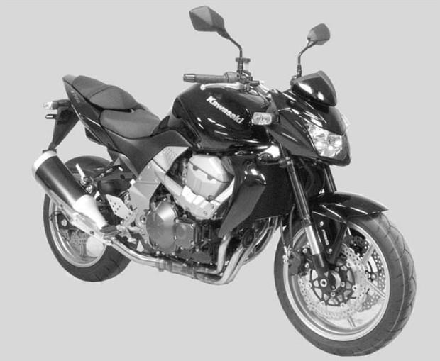 2007 Kawasaki Z750 ABS Service Repair Manual Download