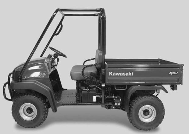 2003-2007 Kawasaki MULE 3010 Diesel Service Repair Manual Download