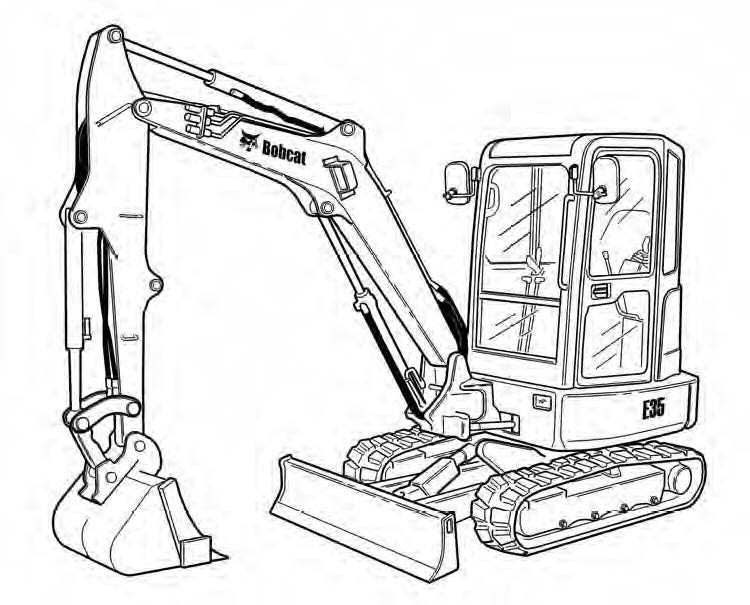 Bobcat 863 Parts Diagram