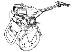 JCB Vibromax VMS 55 Mini Road Roller Service Repair Manual Download