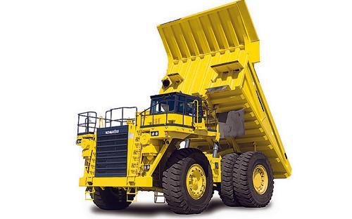 Komatsu HD1500-7 Dump Truck Service Shop Manual(A30049-A30055 ...)
