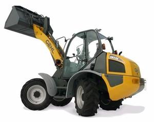 Gehl AWS36 and AWS46 All-Wheel-Steer Loaders Service Repair Manual Download