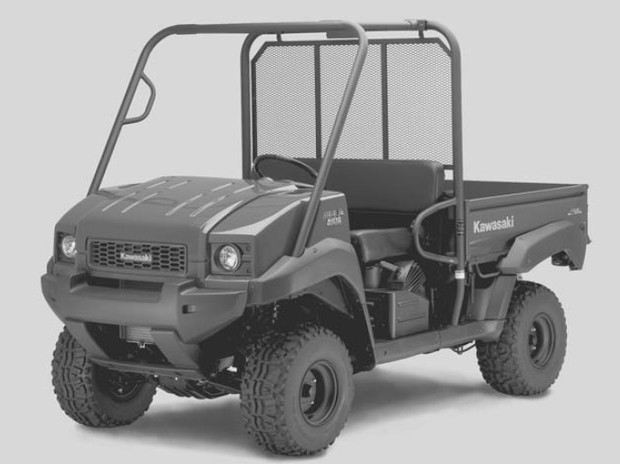 2009-2012 Kawasaki MULE 4010 Diesel 4x4 Service Repair Manual Download