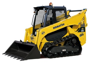 Komatsu CK25-1 Crawler Skid-Steer Loader Service Shop Manual(SN:F00003 and UP)