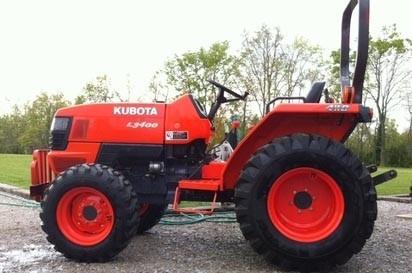 Free Kubota L2800 Manual