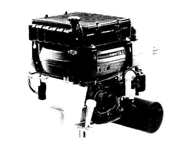 Kawasaki FD501D 4-Stroke Liquid Cooled V-Twin Gasoline Engine Service Manual Download