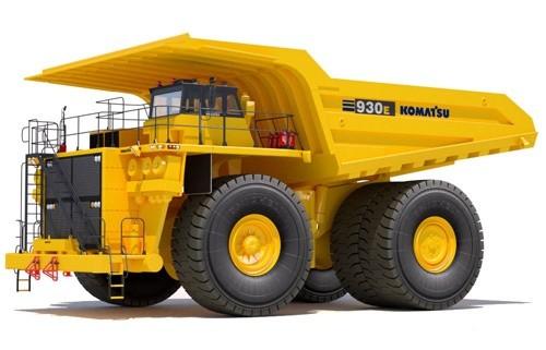 Komatsu 930E-4 Dump Truck Service Shop Manual(A30990 - A31054)