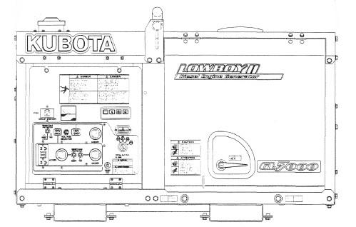 kubota gl7000 manual
