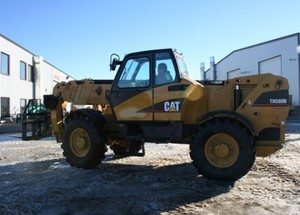 Caterpillar Cat TH580B Telehandler Service Manual Download