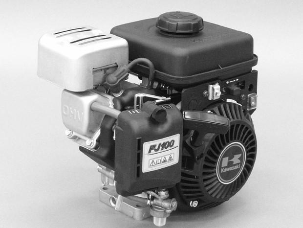 Kawasaki FJ100D 4-Stroke Air-Cooled Gasoline Engine Service Repair Manual Download