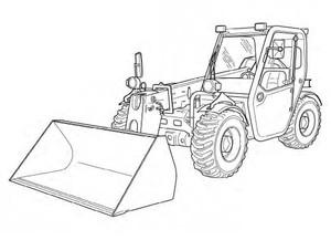 Bobcat V518 VersaHANDLER Service Repair Manual Download(S/N 367012501 & Above 367311001 & Above)