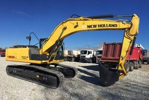 New Holland E225BSR ROPS Tier III Crawler Excavator Service Repair Manual Download