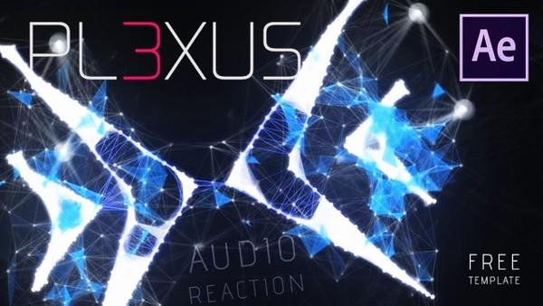 Plexus Audio Reaction (Project Files)