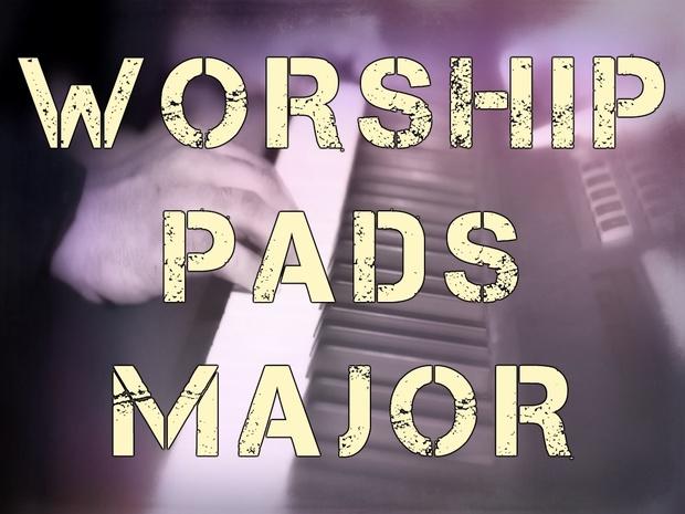 Worship Pads Major Vol. 1