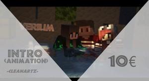 Minecraft-Animation-Intro