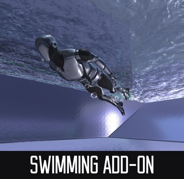 Swimming Add-on