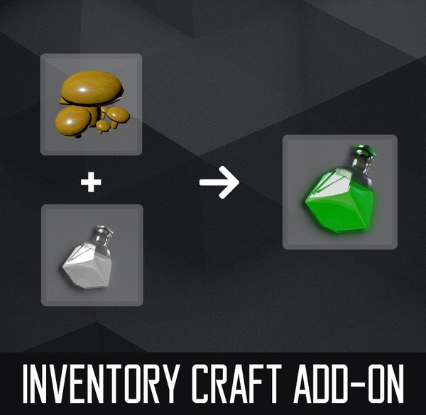 Crafting Add-on