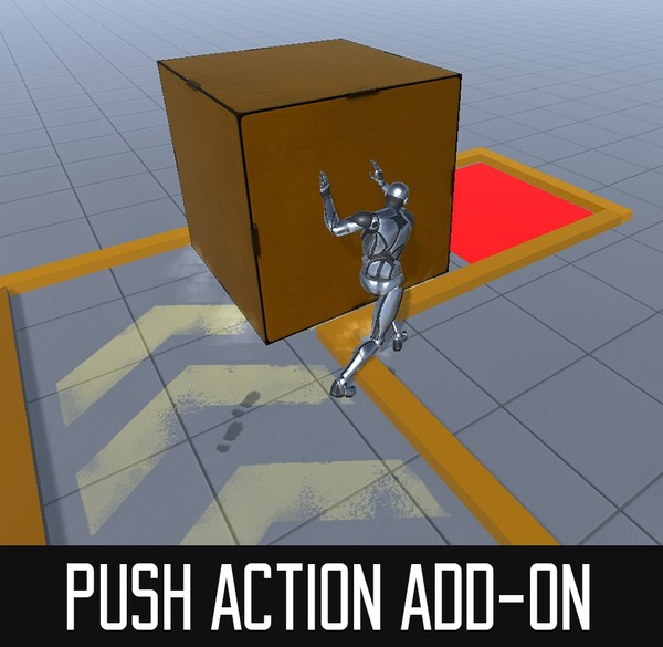 Push Action Add-on