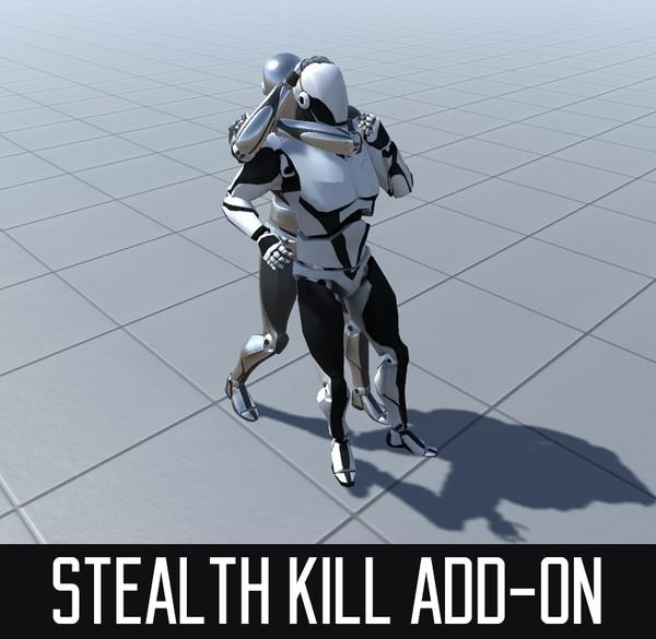 Stealth Kill Add-on