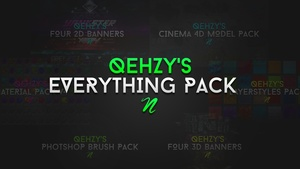 Qehzy's Everything Pack