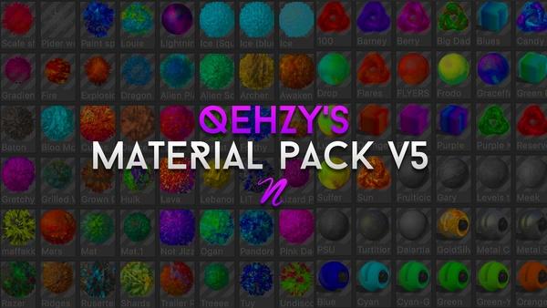Qehzy Materials V5