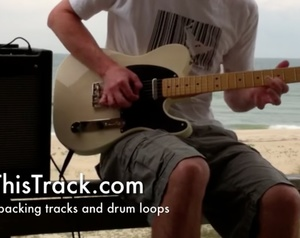 BACKING TRACKS – 24 Mp3s in four BMP variations