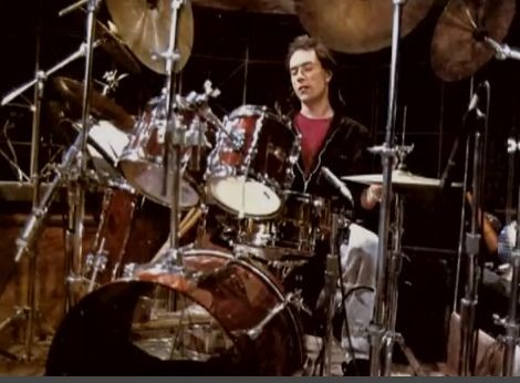 Vinnie Colaiuta drum lick transcription Oslo Clinic 1988