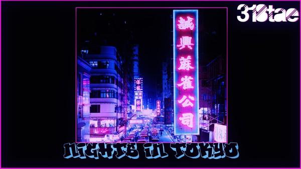 Nights In Tokyo - Wav Download (Prod. 318tae)