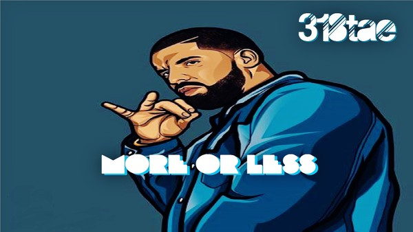 More or Less - Untagged WAV Beat Download (Prod. 318tae)