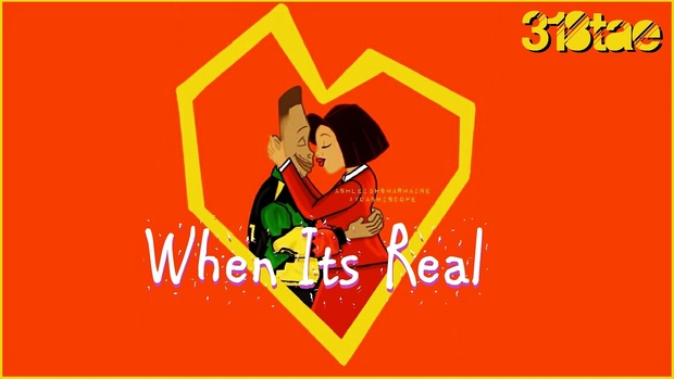 When Its Real - Untagged Wav Download (Prod. 318tae)