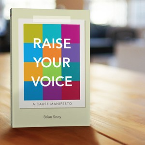 Raise Your Voice: A Cause Manifesto, a Guide to Nonprofit Marketing and Communications