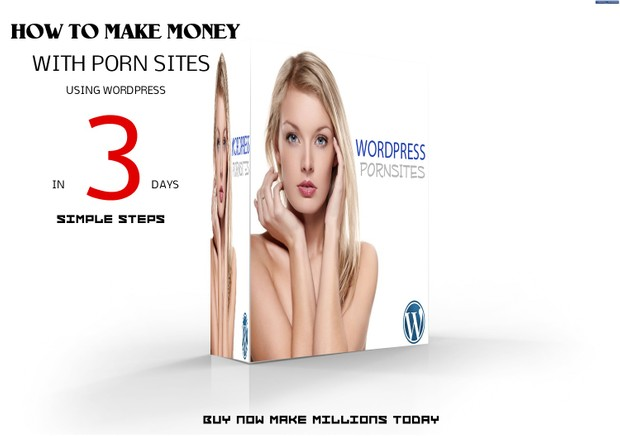 HOW TO MAKE MONEY WITH PORN SITE USING WORD PRESS