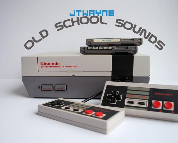 OLD SCHOOOL SOUNDS BY JTWAYNE