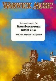 Fux: Alma Redemptoris Mater (alto tbn)