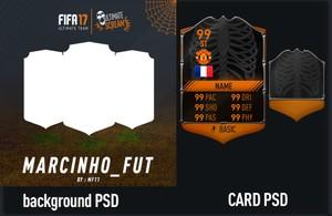 HALLOWEEN CARD + BACKGROUND FIFA 17