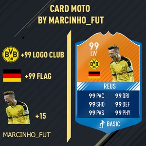 CARD MOTM FIFA 17