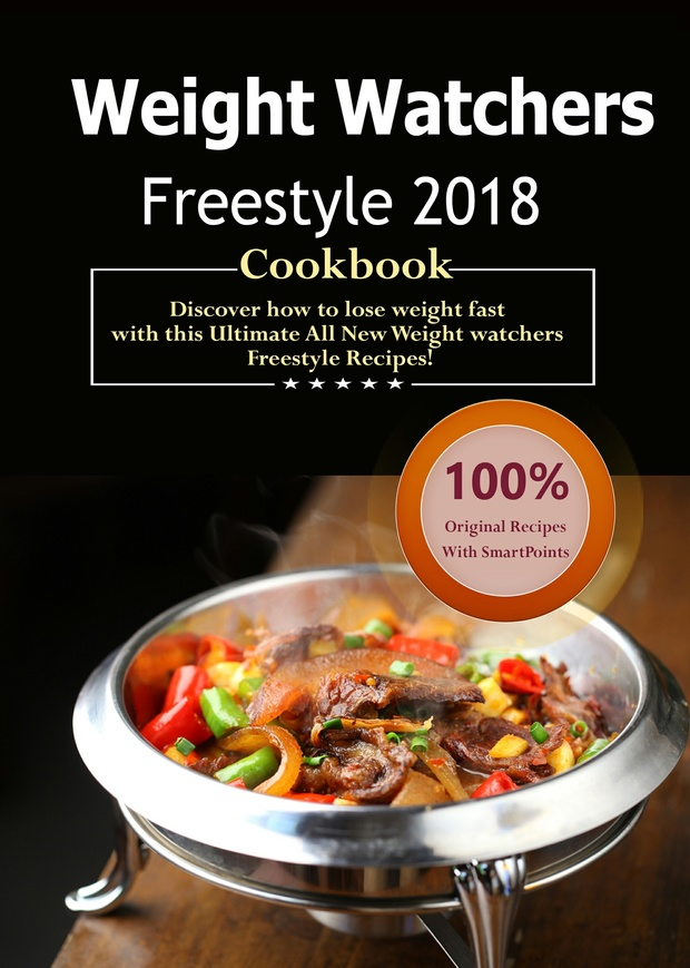 Weight Watcher Freestyle and Flex Cookbook 2018