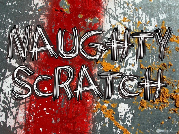 Naughty Scratch