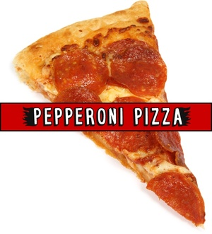 Pepperoni Pizza font