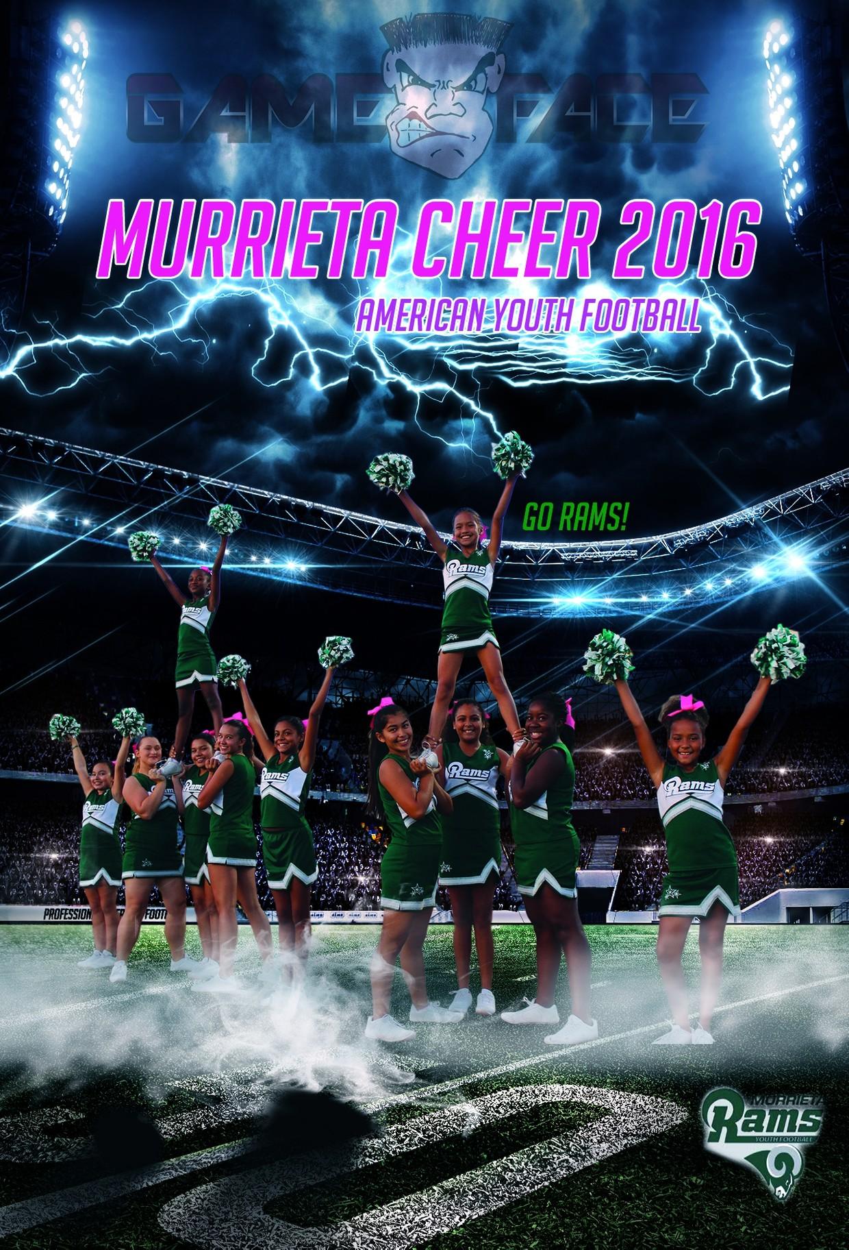 (Pre-Order) AYF Cheer Photos & Video