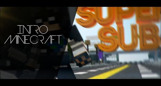 Minecraft Intro