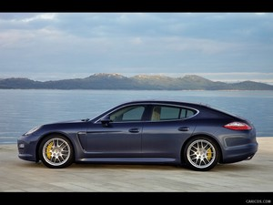 Porsche WIS Panamera (970) (4, 4S, S & Turbo ) 2010-2011
