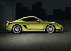 Porsche WIS Boxter & Cayman (987) 2006-2007