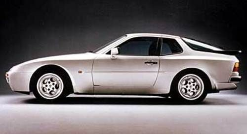 Porsche 944 (1982-1991) Workshop Service Repair Manual