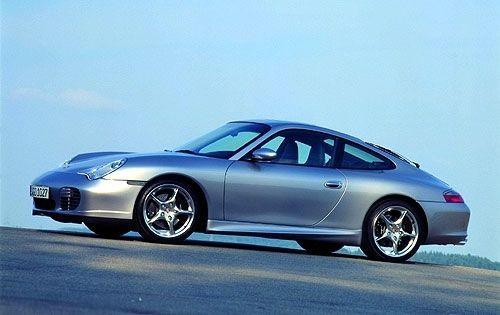 Porsche 911 Carrera (1998-2005) (996) Workshop Service Repair Manual