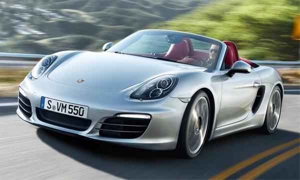 Porsche WIS Boxter & Cayman (987) 2010-2012